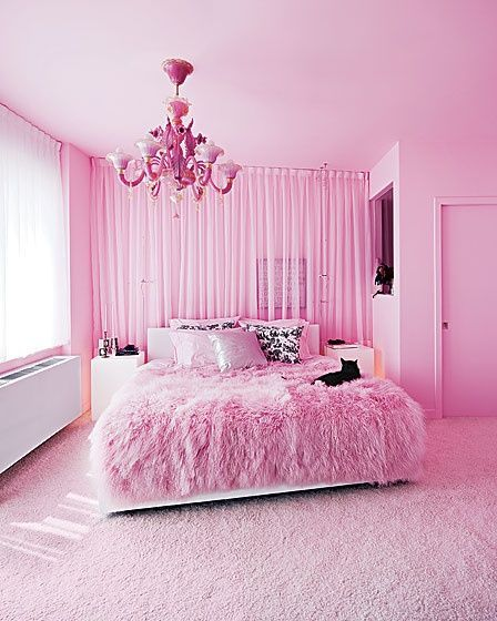 Pink Bedroom Decor Pictures Photos and Images for