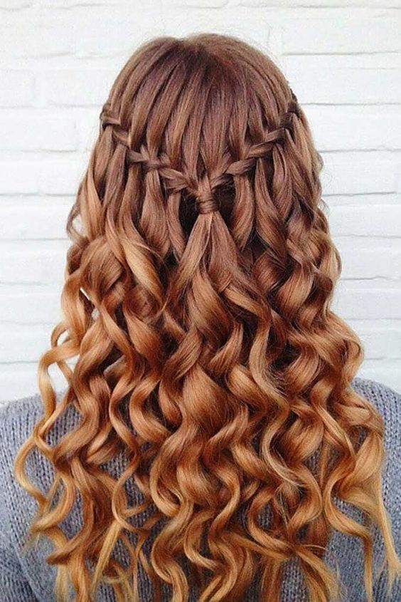 Half Up Half Down Hairstyles Pictures Photos and Images for Facebook Tumblr Pinterest and