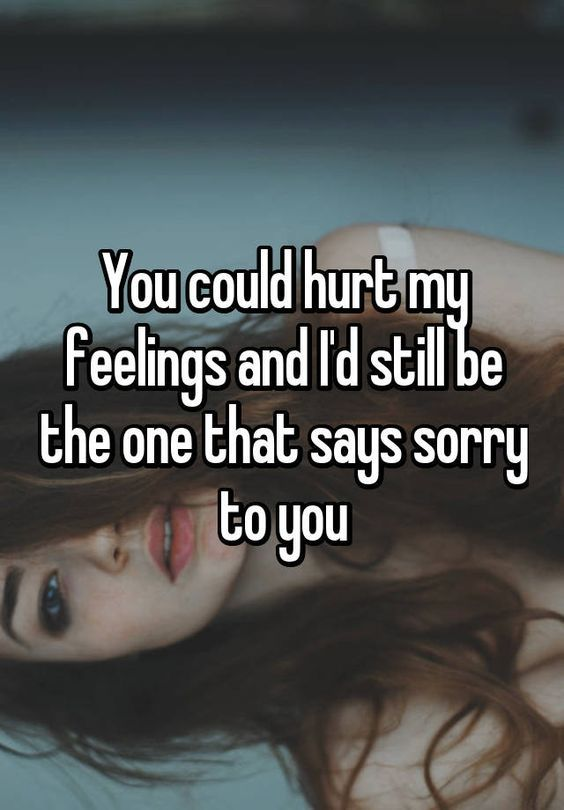 Feelings Quotes Hurt About Relationship