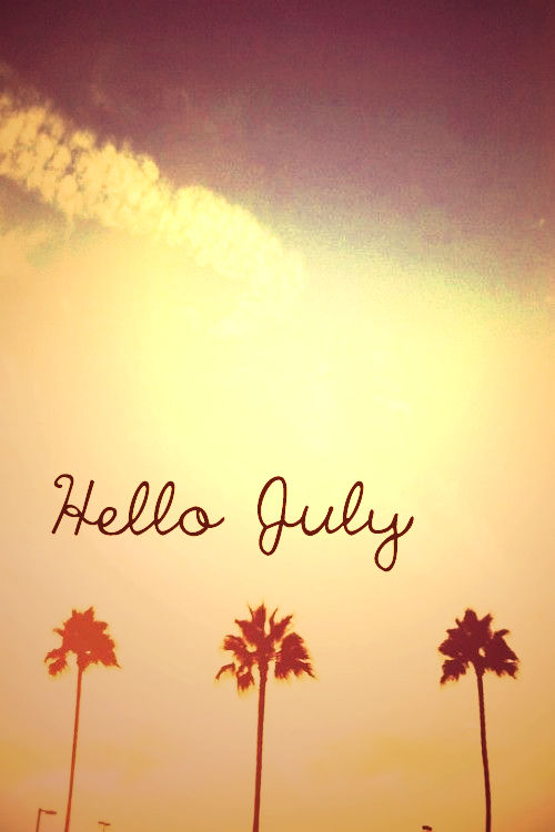 Cute Wallpapers With Quotes On Life Hello July Pictures Photos And Images For Facebook