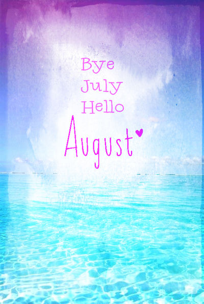 Cute 4th Of July Wallpaper Bye July Hello August Pictures Photos And Images For