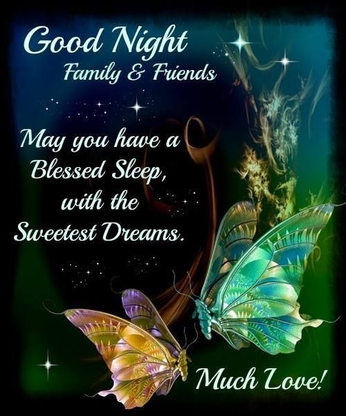 Good Night Family Amp Friends Pictures Photos And Images