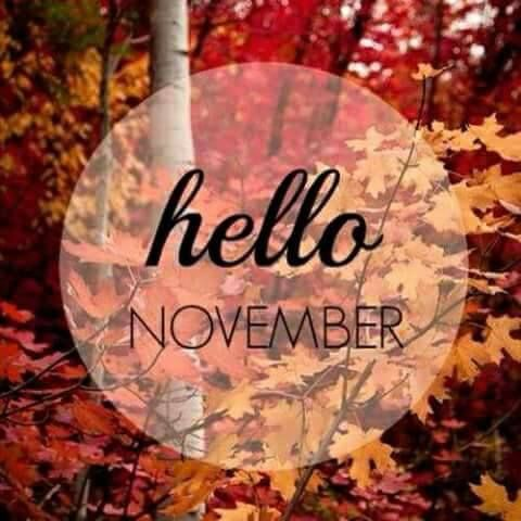 Beach With Quote Desktop Wallpaper Hello November Pictures Photos And Images For Facebook