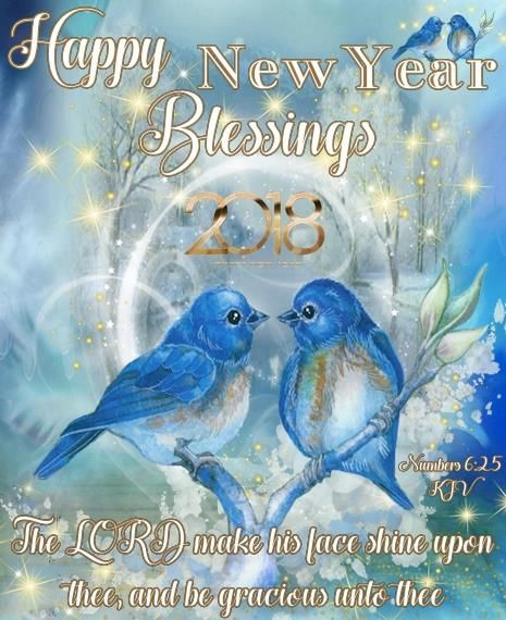 Happy New Year Blessings 2018 Pictures Photos And Images For Facebook Tumblr Pinterest And Twitter