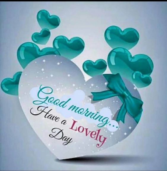 lovely heart morning quotes