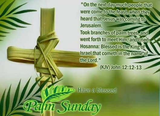 Religious Palm Sunday Quote Pictures, Photos, and Images for ...