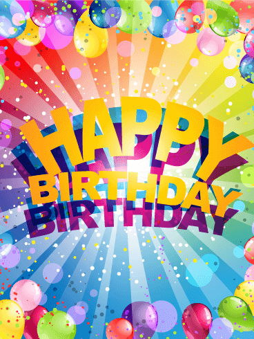 Bright And Fun Happy Birthday Quote Pictures Photos And