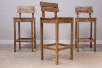 Tall Pallet Pub Chairs Pictures, Photos, and Images for ...