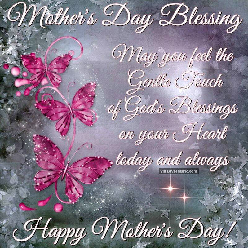 Mothers Day Blessings Pictures Photos And Images For