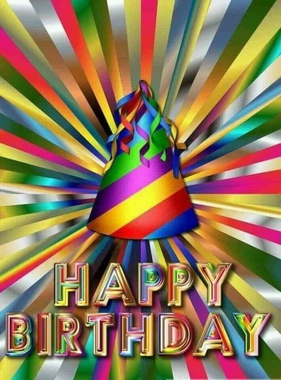 Colorful 3D Happy Birthday Pictures Photos And Images