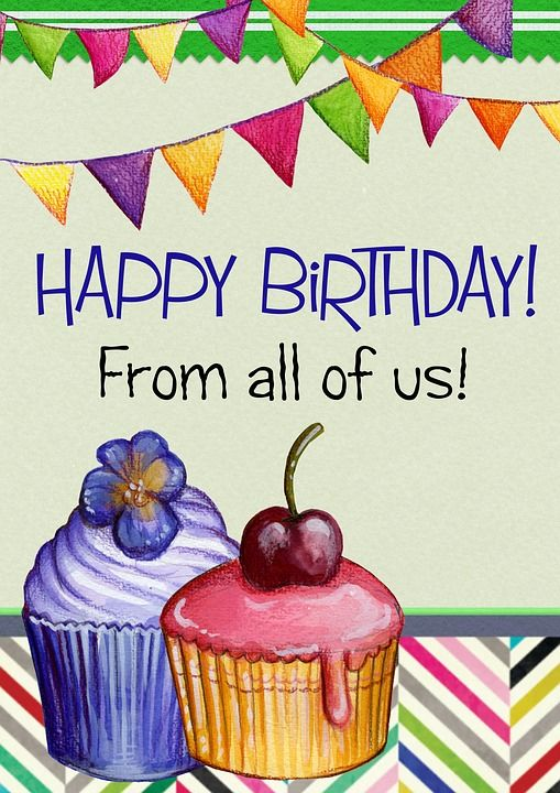From All Of Us Happy Birthday Pictures Photos and
