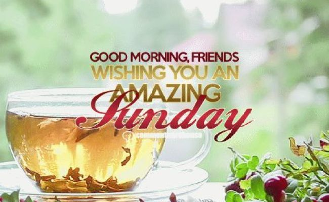 Wishing You An Amazing Sunday Pictures Photos And Images
