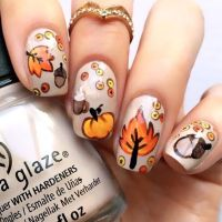 Fall Nail Art Design Pictures, Photos, and Images for ...