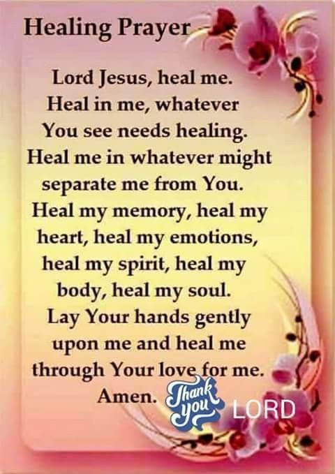 Prayers Images And Quotes Sayings Healing