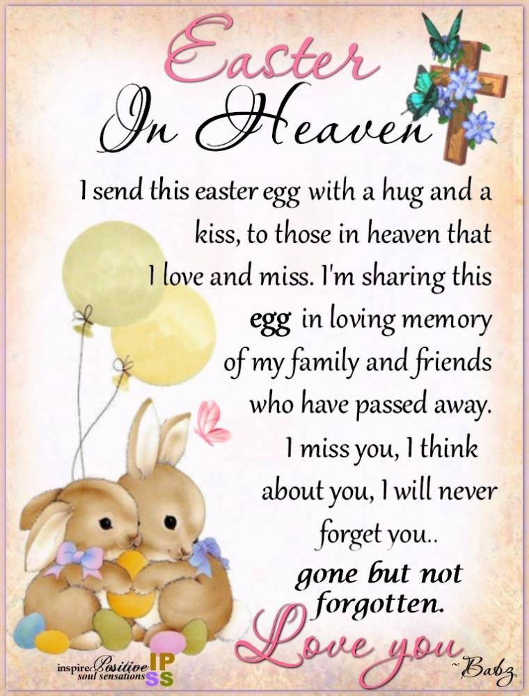 easter in heaven pictures