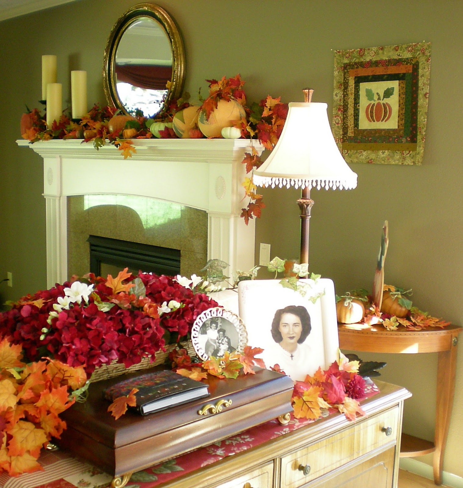 Fall Decorating Ideas Pictures Photos And Images For Facebook