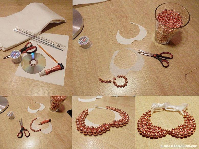 DIY Pretty Neck Collar Pictures Photos And Images For