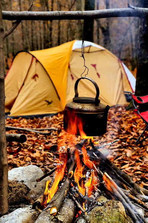 Fall Cabin The Woods Wallpaper Autumn Camp Fire Pictures Photos And Images For Facebook
