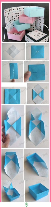 DIY Paper Box Pictures, Photos, and Images for Facebook