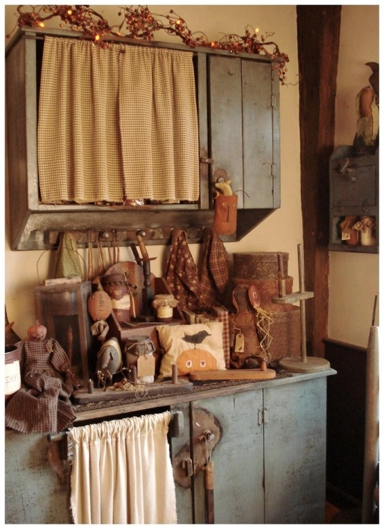 Primitive Fall Kitchen Pictures Photos and Images for