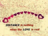 Distance Is Nothing When The Love Is Real Pictures Photos