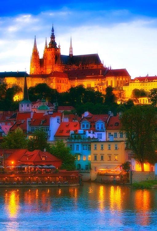 Hrad Castle Prague Czech Republic Pictures Photos And