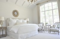 White Elegant Bedroom Pictures, Photos, and Images for ...