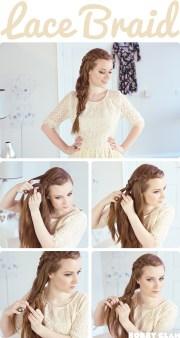 diy lace braid