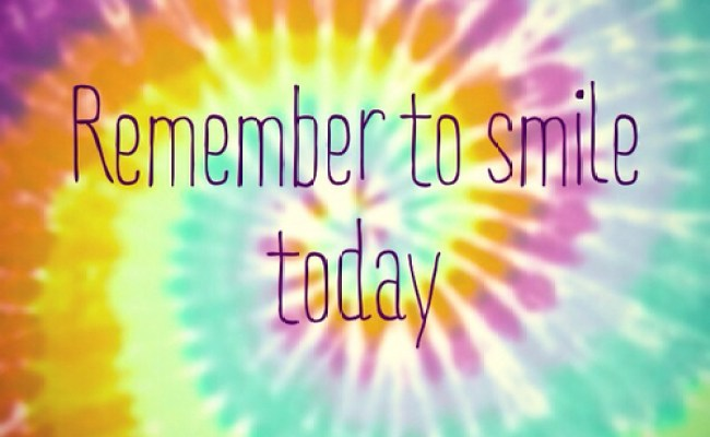 Remember To Smile Today Quotes Quotesgram