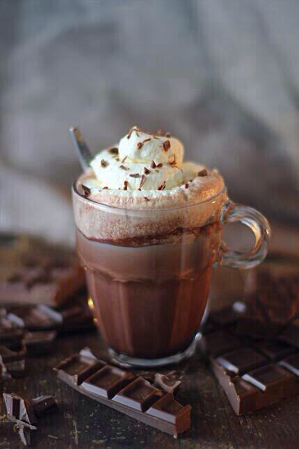 Image result for hot chocolate tumblr