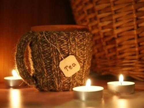 Cozy Fall Wallpaper Tea Cup Cover Pictures Photos And Images For Facebook