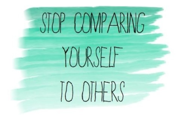 Stop Comparing Yourself To Others Pictures Photos And