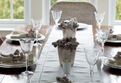 Christmas Table Setting Ideas On A Budget