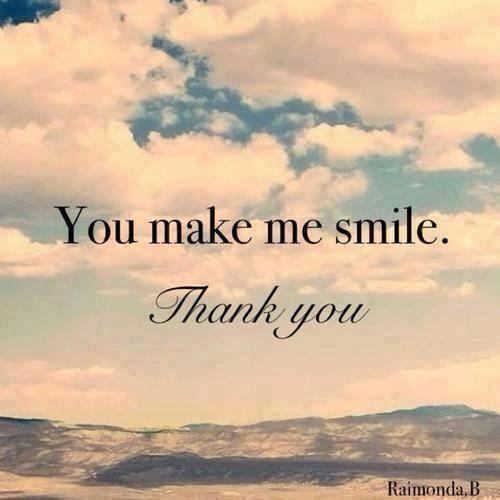 U Make Me Smile Quotes: You Make Me Smile Quotes