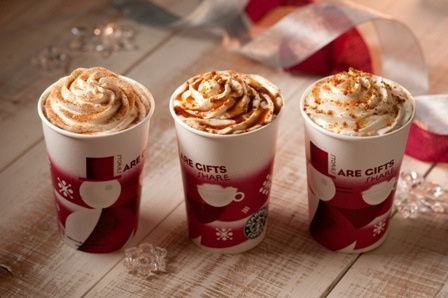 Holiday Starbucks Drinks Pictures Photos And Images For