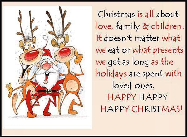 Image result for christmas is about family quotes