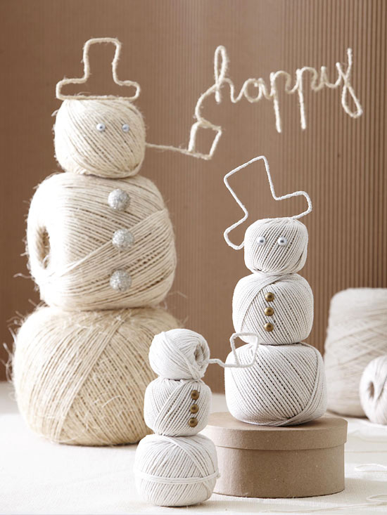 Festive Twine Snowman Pictures Photos And Images For