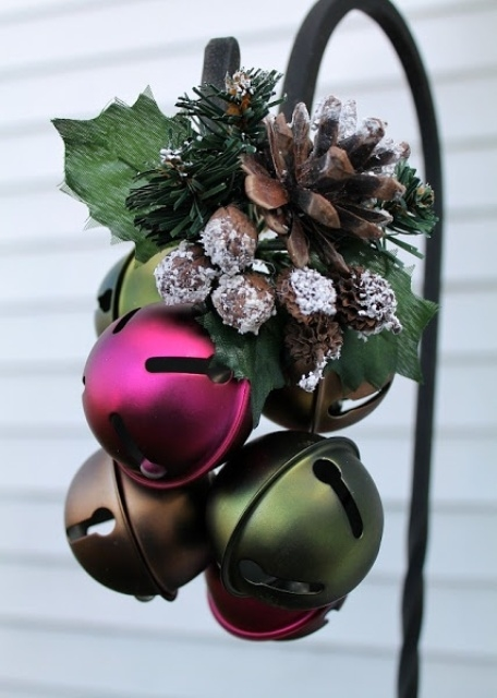 Pinecone Jingle Bells Pictures Photos And Images For