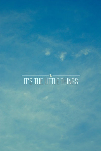 Its The Little Things Pictures Photos And Images For