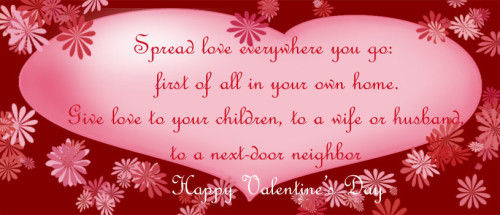 Happy Valentines Day Spread Love Pictures Photos And