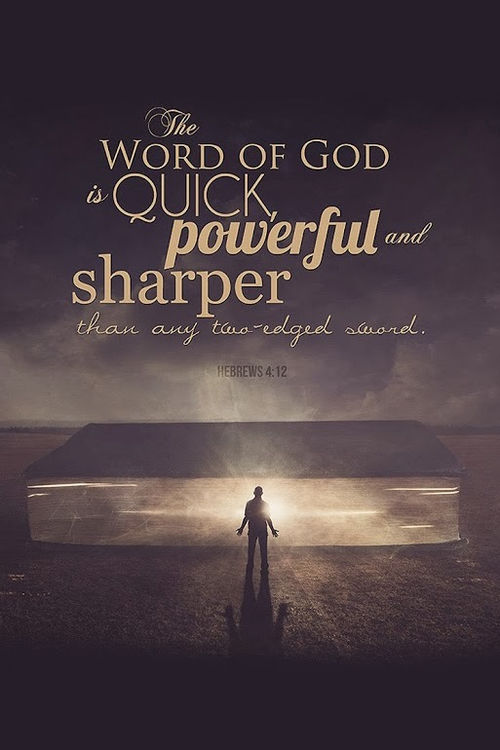 Strong Wallpapers Quotes The Word Of God Pictures Photos And Images For Facebook