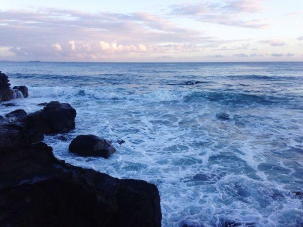 Vast Ocean And Facebook Twitter