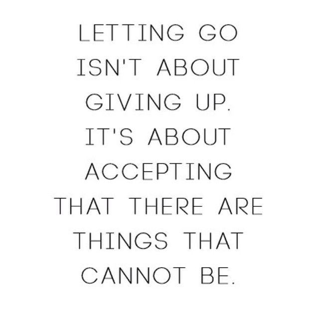 Letting Go Isnt About Giving Up Pictures, Photos, and