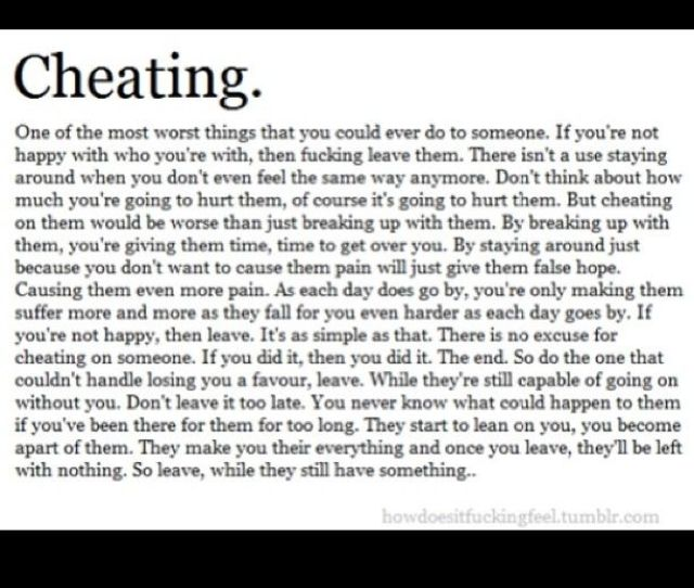 Cheating Pictures Photos And Images For Facebook Tumblr Pinterest And Twitter