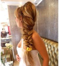 Thick Cute Fishtail Braid Pictures, Photos, and Images for ...