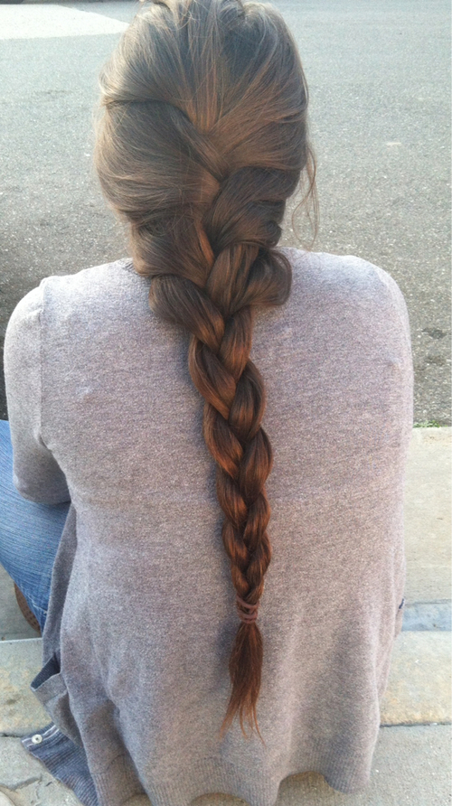 Thick French Braid Pictures Photos and Images for
