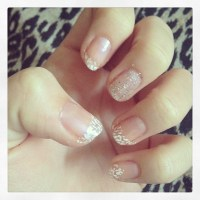 Glittery Elegant Nails Pictures, Photos, and Images for ...