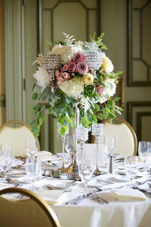 Beautiful Wedding Reception Centerpiece Pictures Photos