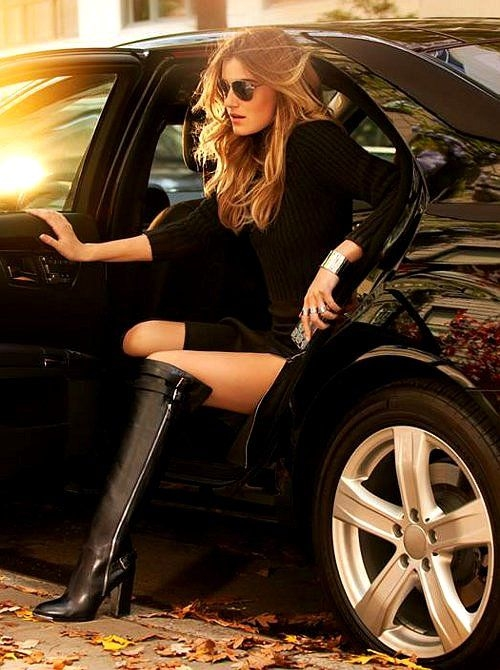 Sexy Black Boots Pictures Photos And Images For Facebook