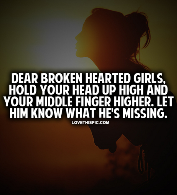 images of heart broken girl with quotes wallpaper images